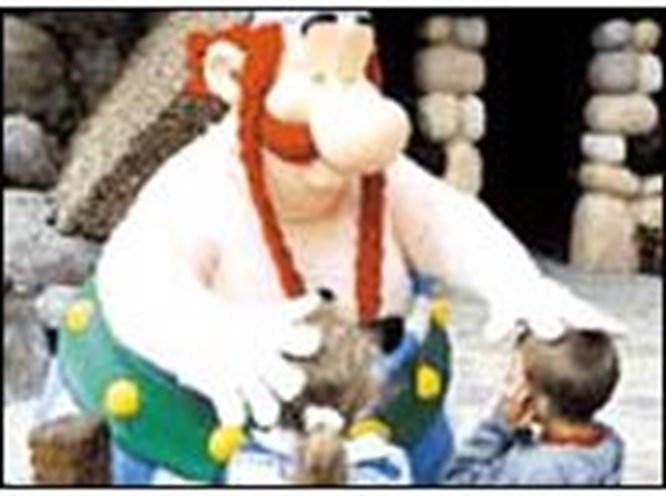 Miki Fare'ye karşı Asteriks!